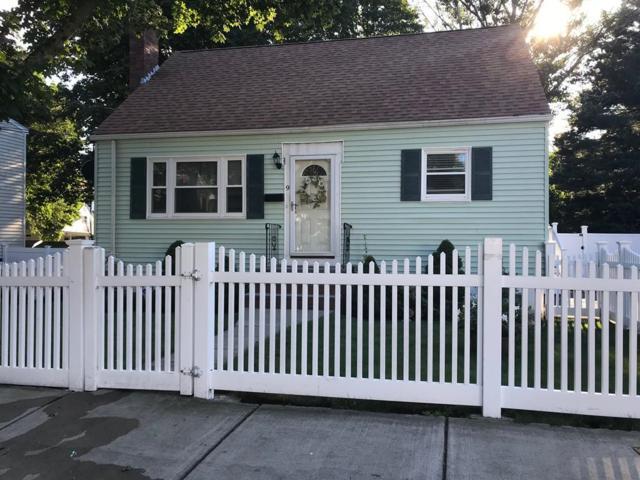 9 Derry Rd, Boston, MA 02136 (MLS #72396179) :: Vanguard Realty