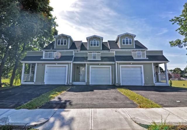 1 Edwin St #1, Quincy, MA 02169 (MLS #72396227) :: ALANTE Real Estate