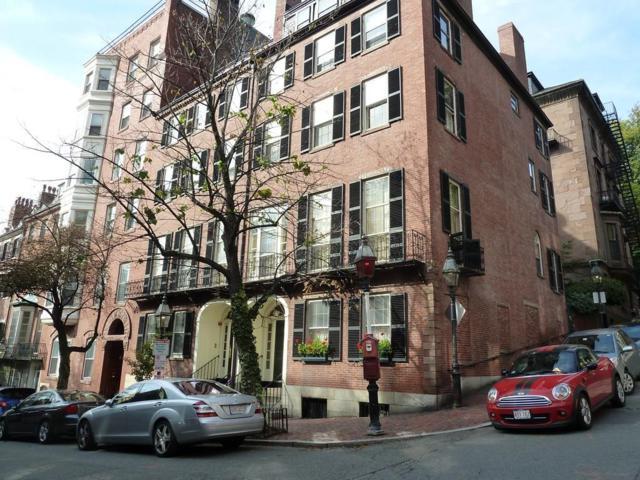 1 Chestnut St 2A, 2B, Boston, MA 02108 (MLS #72396314) :: Vanguard Realty