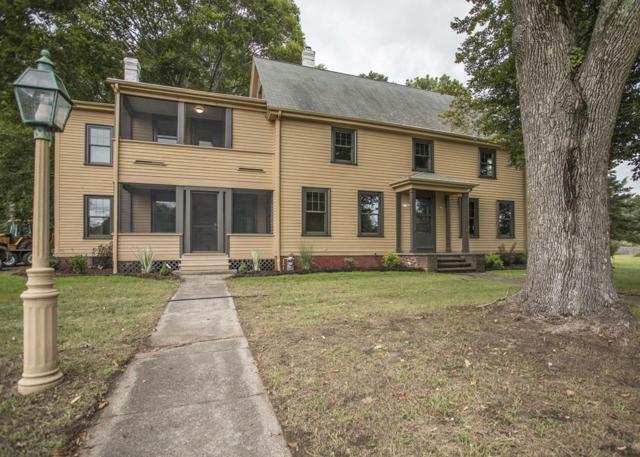 1360 Newman Ave, Seekonk, MA 02771 (MLS #72396366) :: ALANTE Real Estate