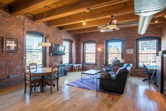 21 Wormwood Street U515, Boston, MA 02210 (MLS #72396452) :: Goodrich Residential