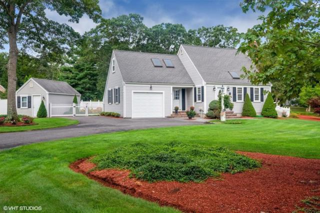 2 Tabor Rd, Sandwich, MA 02644 (MLS #72396515) :: Hergenrother Realty Group