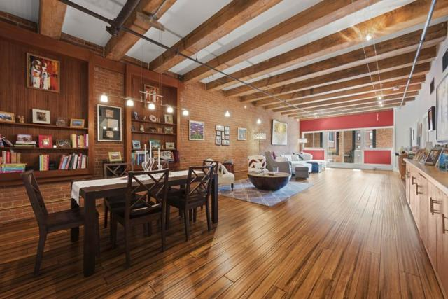 33 Sleeper St #406, Boston, MA 02210 (MLS #72396587) :: Goodrich Residential