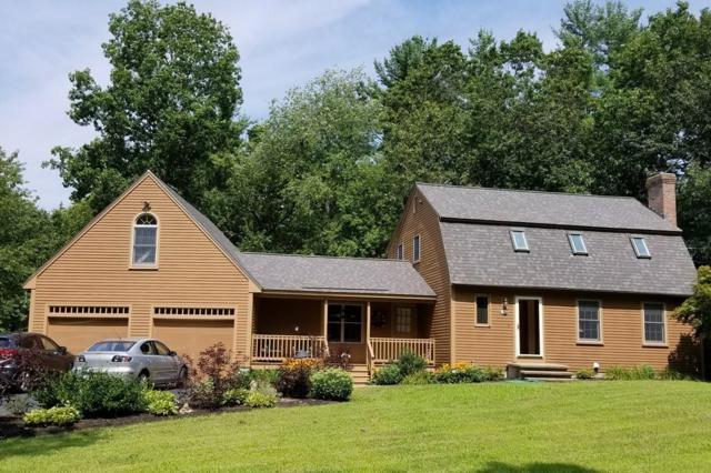 91 Squannacook Road, Shirley, MA 01464 (MLS #72396599) :: The Home Negotiators