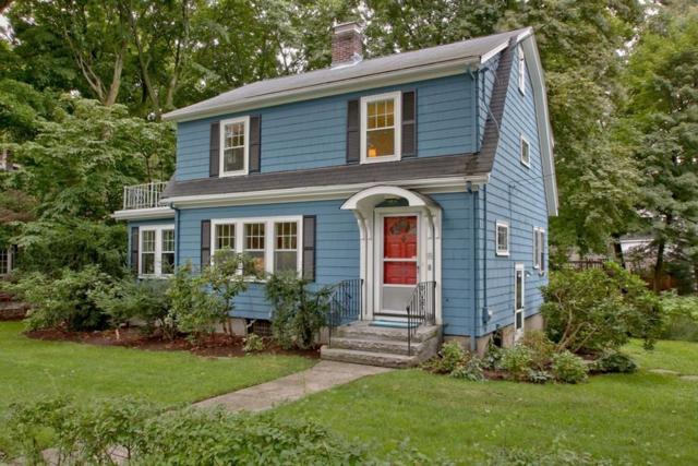 18 Furbush Ave, Newton, MA 02465 (MLS #72396610) :: The Gillach Group