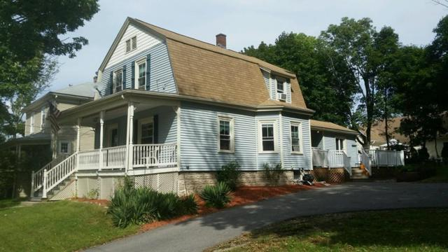 1306 Park St, Attleboro, MA 02703 (MLS #72396769) :: Westcott Properties