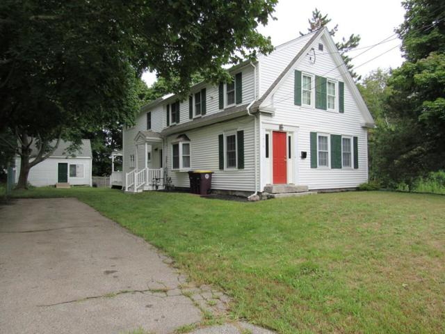1814 Commercial Street, Weymouth, MA 02189 (MLS #72396775) :: Vanguard Realty