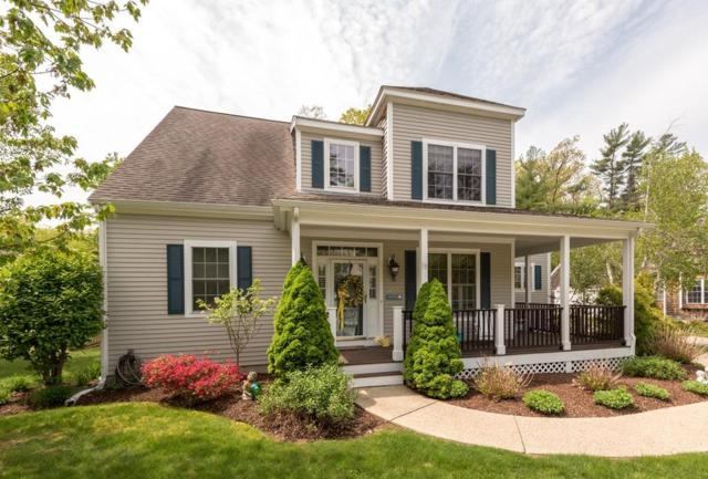 19 Donovan Farm Way #19, Norwell, MA 02061 (MLS #72396939) :: ALANTE Real Estate