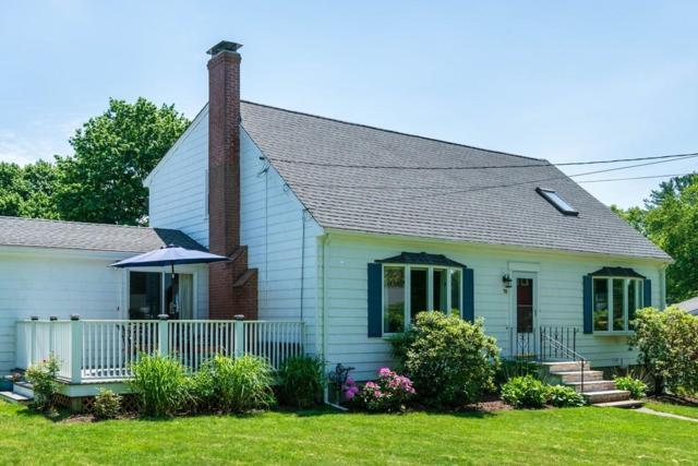 76 Lane Dr, Norwood, MA 02062 (MLS #72396974) :: Trust Realty One