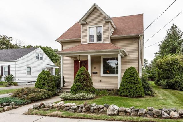 38 Lawnwood Ave, Longmeadow, MA 01106 (MLS #72396986) :: NRG Real Estate Services, Inc.