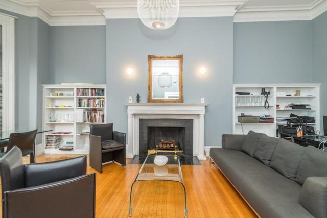 119 Marlborough St #3, Boston, MA 02116 (MLS #72397009) :: Goodrich Residential
