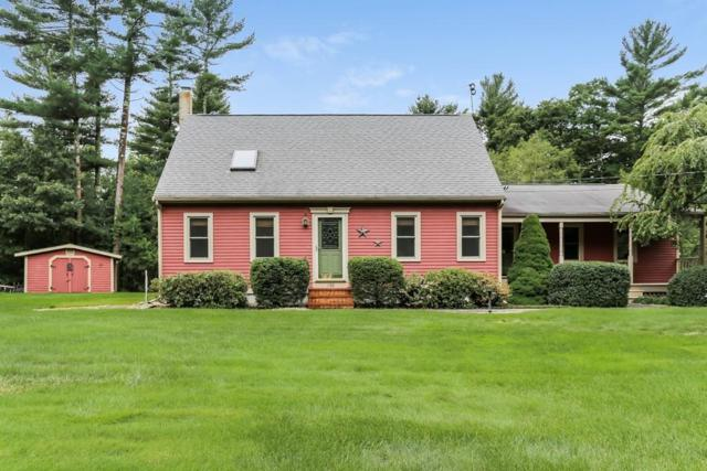 150 Ryder Rd, Rochester, MA 02770 (MLS #72397029) :: Cobblestone Realty LLC
