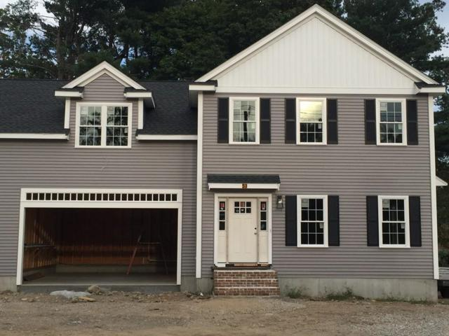 49 Beaumont St #49, Canton, MA 02021 (MLS #72397076) :: ALANTE Real Estate