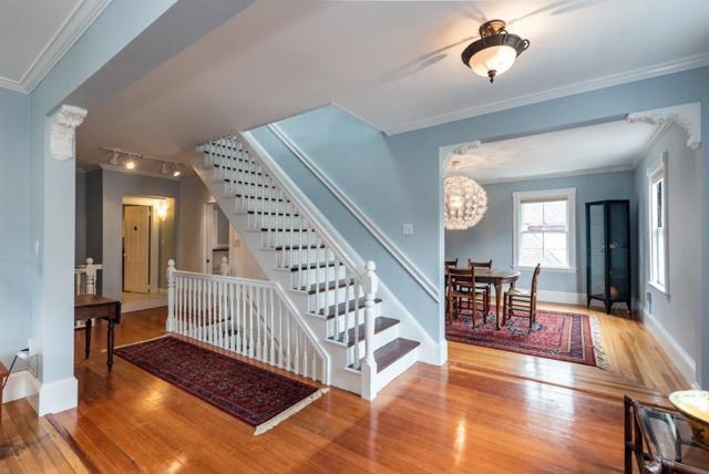 42 Saint John Street #2, Boston, MA 02130 (MLS #72397112) :: The Gillach Group