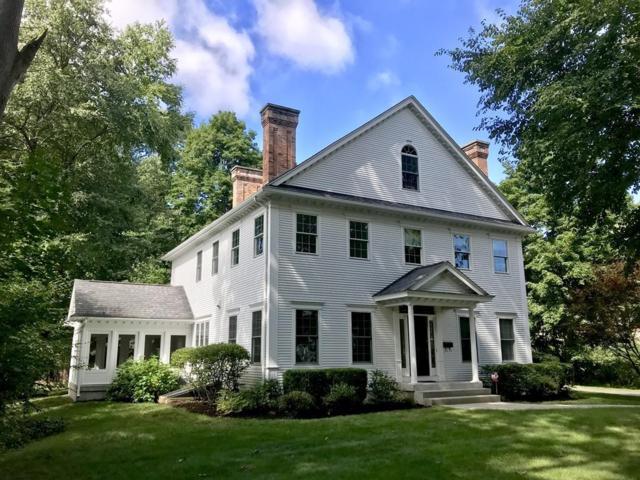 32 Laurel, Longmeadow, MA 01106 (MLS #72397130) :: NRG Real Estate Services, Inc.