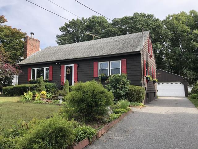 484 Mt Vernon St, Lawrence, MA 01843 (MLS #72397250) :: Vanguard Realty