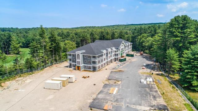 635 Old Post Rd #17, Sharon, MA 02067 (MLS #72397317) :: ALANTE Real Estate