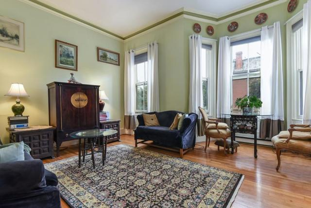 167 Warren Ave #2, Boston, MA 02116 (MLS #72397327) :: The Gillach Group