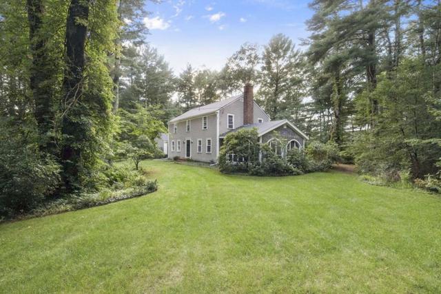 189 Evergreen St, Duxbury, MA 02332 (MLS #72397392) :: ALANTE Real Estate