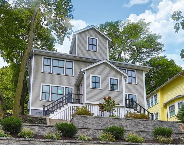 122 Winchester #1, Brookline, MA 02446 (MLS #72397429) :: The Gillach Group