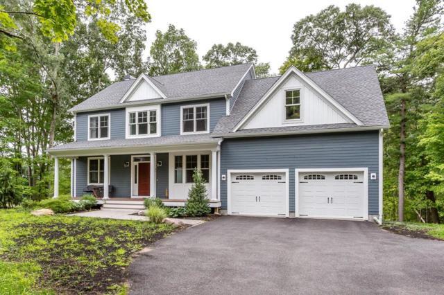 20 Green Lodge St, Canton, MA 02021 (MLS #72397451) :: ALANTE Real Estate