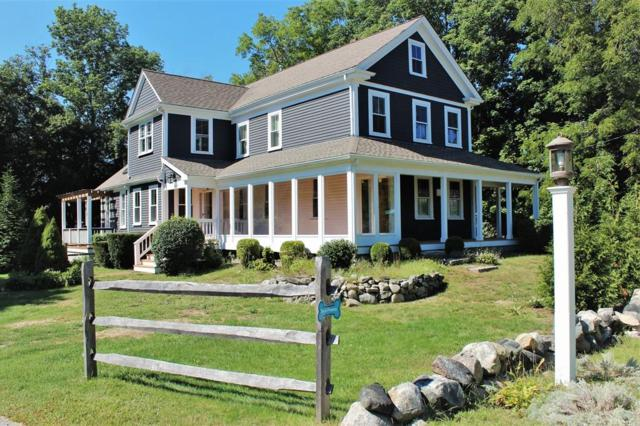 195 Summer, Norwell, MA 02061 (MLS #72397496) :: ALANTE Real Estate