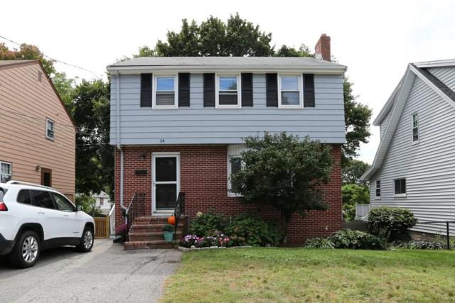 14 Baker Street, Boston, MA 02132 (MLS #72397543) :: Trust Realty One