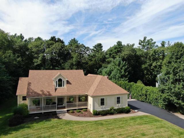40 Suzanne Drive, Raynham, MA 02767 (MLS #72397561) :: ALANTE Real Estate