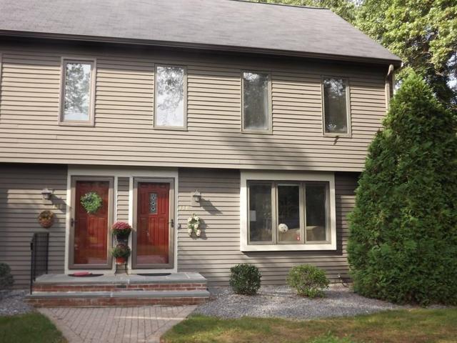 13 Village Way F, Norton, MA 02766 (MLS #72397583) :: ALANTE Real Estate