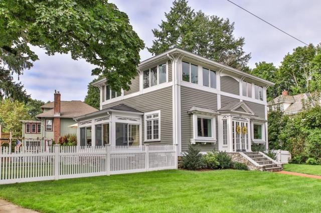 325 Reedsdale Road, Milton, MA 02186 (MLS #72397603) :: ALANTE Real Estate