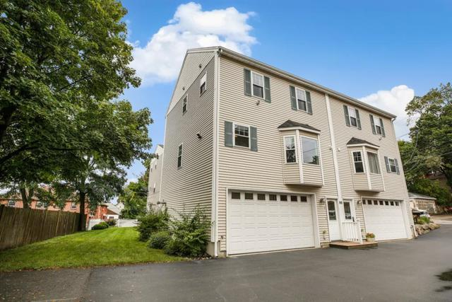 80 Arthur St #1, Quincy, MA 02169 (MLS #72397628) :: ALANTE Real Estate