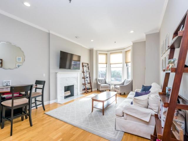 416 Marlborough St #707, Boston, MA 02115 (MLS #72397662) :: Goodrich Residential
