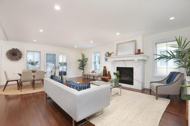 122 Winchester #2, Brookline, MA 02446 (MLS #72397727) :: Goodrich Residential