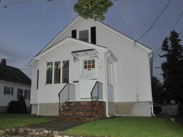 40 Michael St, Arlington, MA 02474 (MLS #72397785) :: ALANTE Real Estate