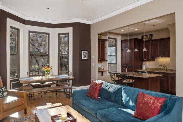 445 Beacon Street #2, Boston, MA 02115 (MLS #72397805) :: Vanguard Realty