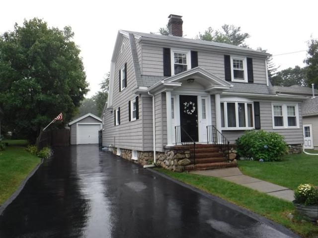 66 Kirkland Rd, Weymouth, MA 02190 (MLS #72397844) :: Hergenrother Realty Group