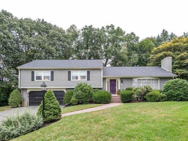 11 Crestview Rd, Belmont, MA 02478 (MLS #72397877) :: Compass Massachusetts LLC