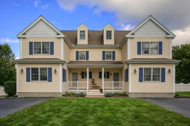 1 Freeport Drive #1, Wilmington, MA 01887 (MLS #72397884) :: Exit Realty