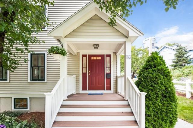 243 Forest Hills St #243, Boston, MA 02130 (MLS #72397889) :: ALANTE Real Estate