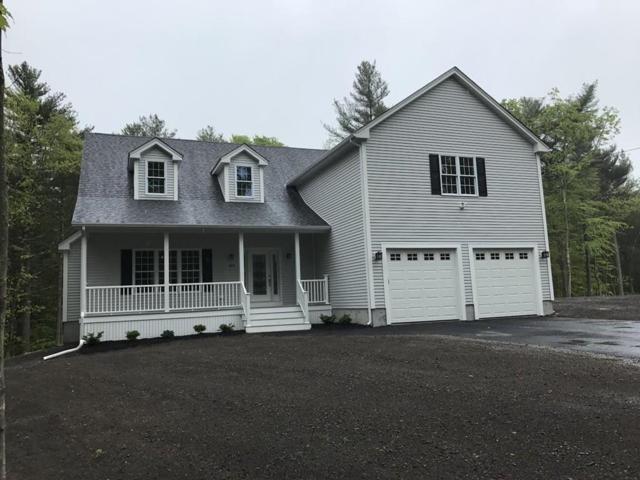 260 Collins Corner (Lot 1), Dartmouth, MA 02747 (MLS #72397890) :: Welchman Real Estate Group | Keller Williams Luxury International Division