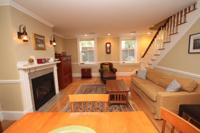43 Mt Vernon Street #5, Boston, MA 02108 (MLS #72397913) :: Goodrich Residential