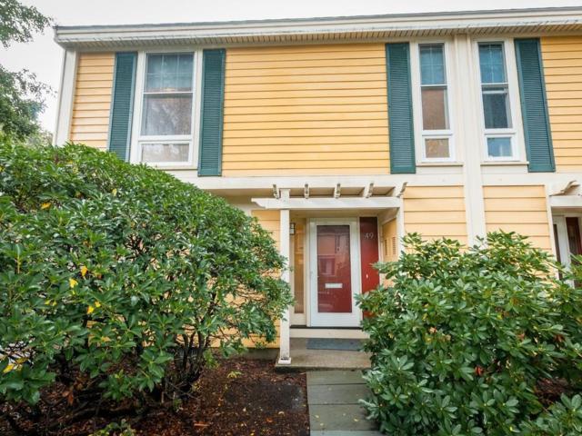 11 Oak St. #49, Wellesley, MA 02482 (MLS #72397924) :: Westcott Properties