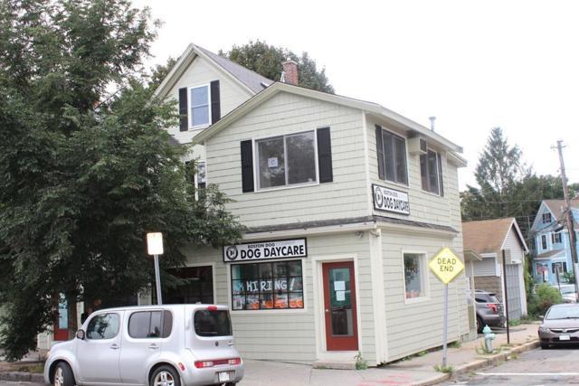 2510-2512 Massachusetts Ave. #1, Cambridge, MA 02140 (MLS #72397944) :: ALANTE Real Estate