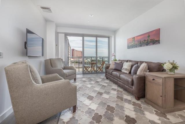 375 Canal St #1108, Somerville, MA 02145 (MLS #72397994) :: Vanguard Realty