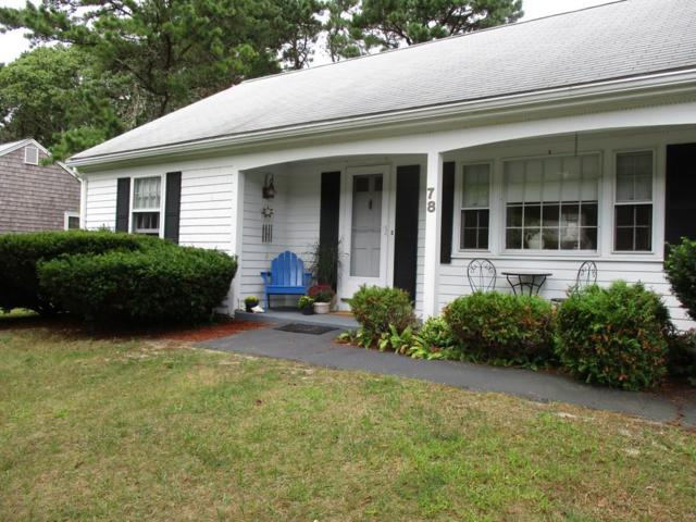 78 Taft Rd, Yarmouth, MA 02673 (MLS #72398014) :: EdVantage Home Group
