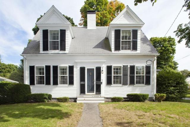 12 Pond Street, Hingham, MA 02043 (MLS #72398023) :: ALANTE Real Estate