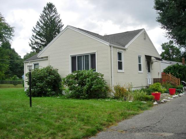 21 Cherokee Dr, Springfield, MA 01109 (MLS #72398039) :: Local Property Shop