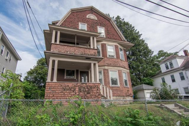 13 Kendall St, Lawrence, MA 01841 (MLS #72398050) :: Exit Realty