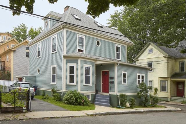 4 Saginaw Ave, Cambridge, MA 02140 (MLS #72398073) :: Goodrich Residential