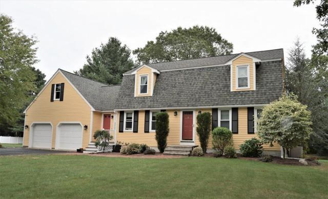 8 Strawstone Ln, Norton, MA 02766 (MLS #72398137) :: Local Property Shop